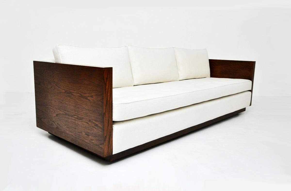American Modernist Milo Baughman Mod Restoration