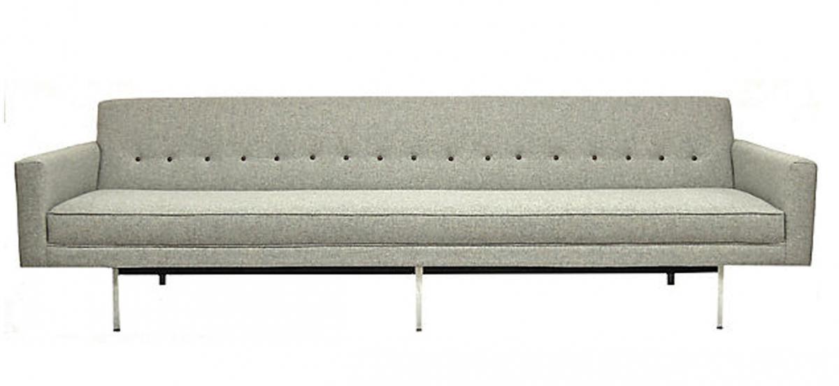 Herman Miller Classic 3 Seat Sofa 0693