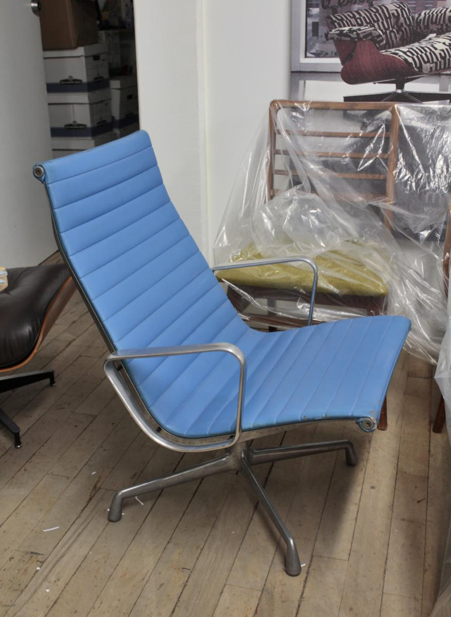 Herman Miller Eames Aluminum Group Lounge Chair MOD