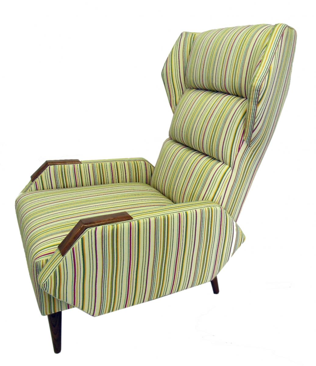 MOD Jonathan Adler Chair Reupholster