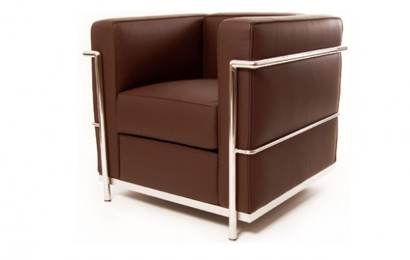 MOD Le Corbusier LC2 chair