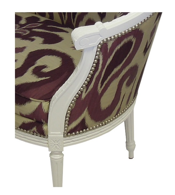 White Lacquer/Satin Finish Loveseat White Lacquer Refinishing