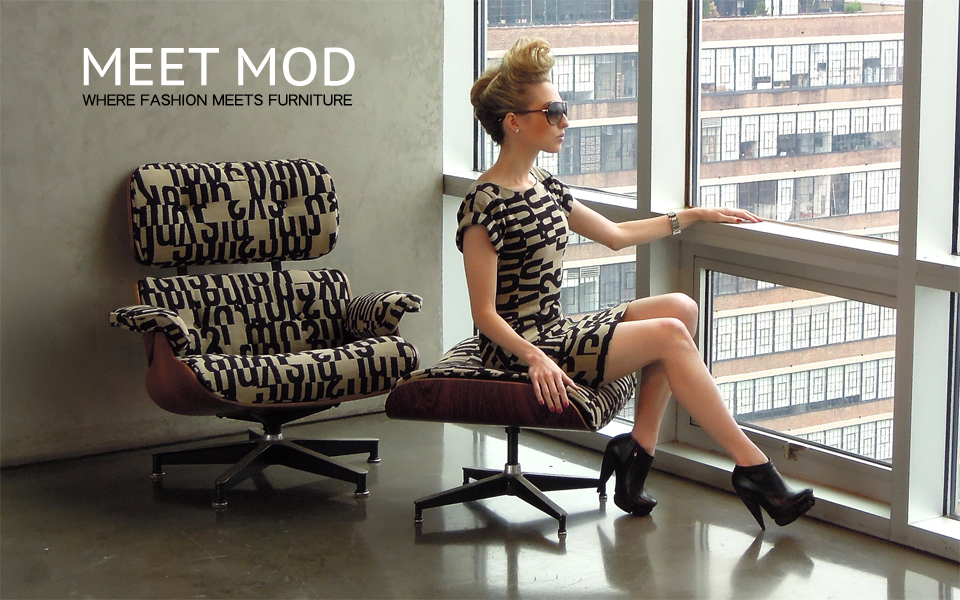 Meet Mod - Fashion For Furniture Reupholstery Company
