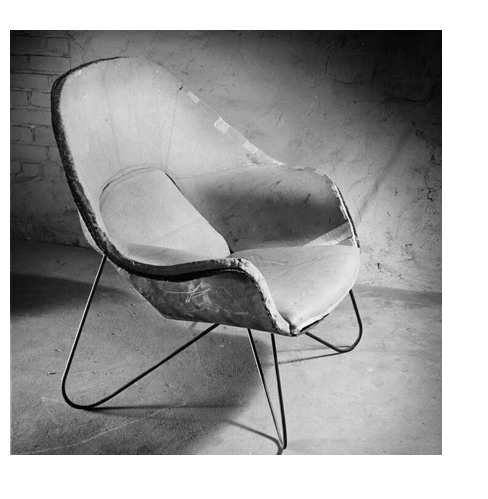 Original Prototype of Saarinenu0027s Womb Chair  sc 1 st  Mod Restoration & Saarinen Womb Chair Reupholstery in Brooklyn NY | Mod Restoration
