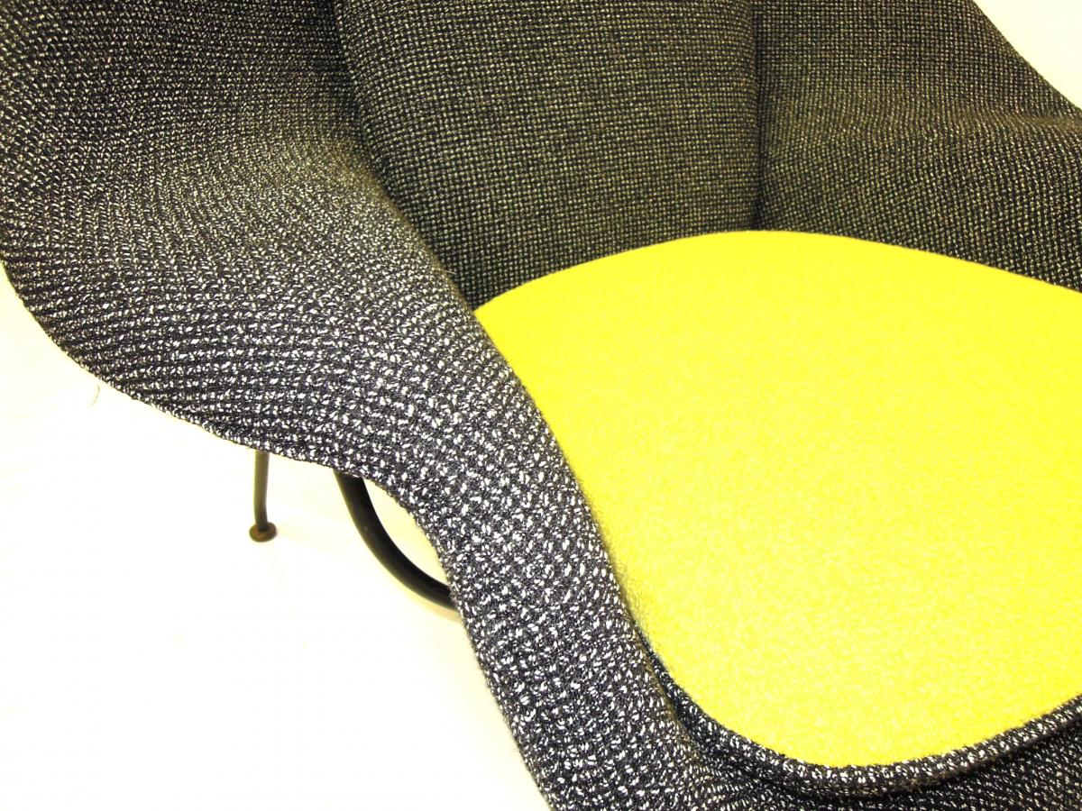Saarinen Womb Chair Close Up