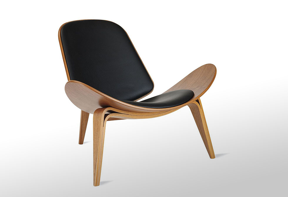 Hans Wegner Shell Chair MOD ...