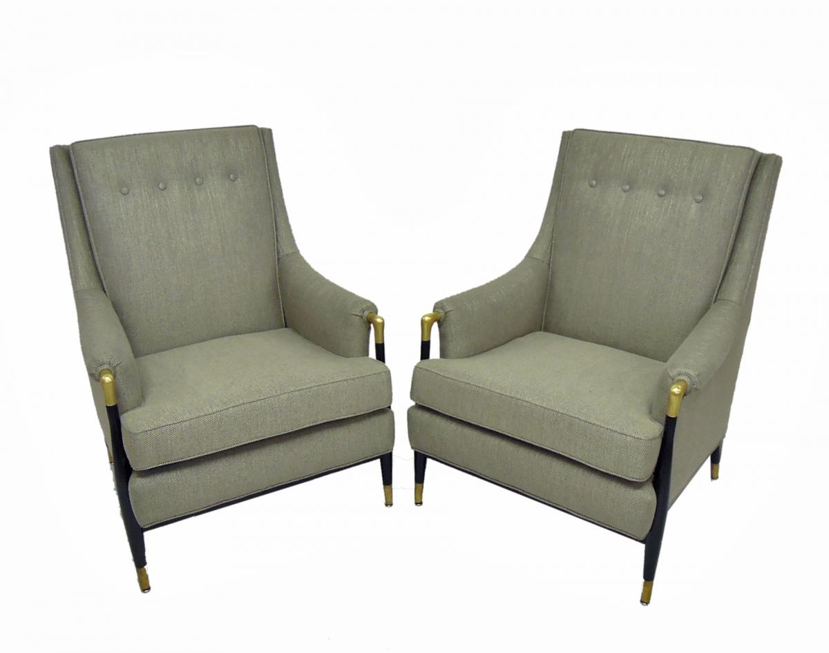 MOD JP Warren Highback Chairs